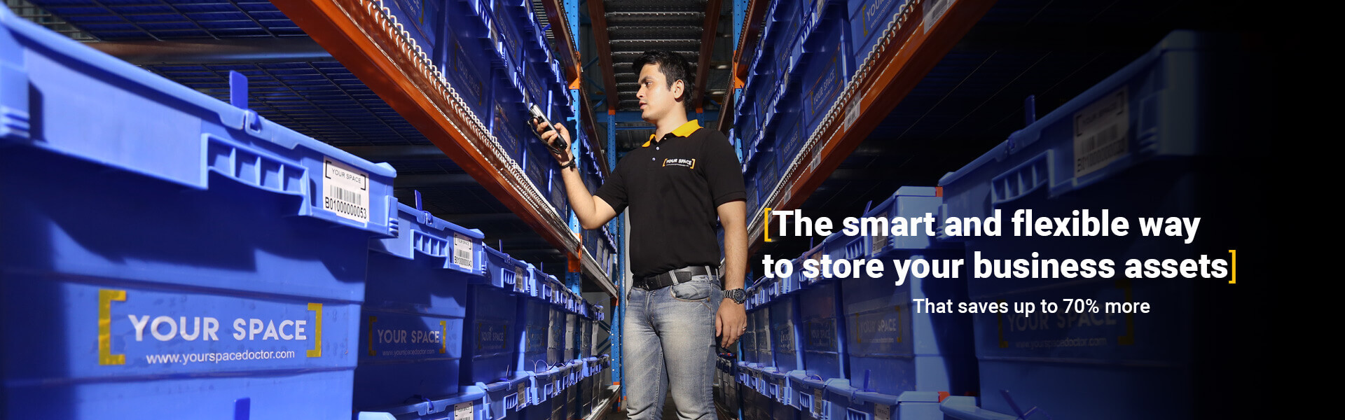 business storage solutions provider