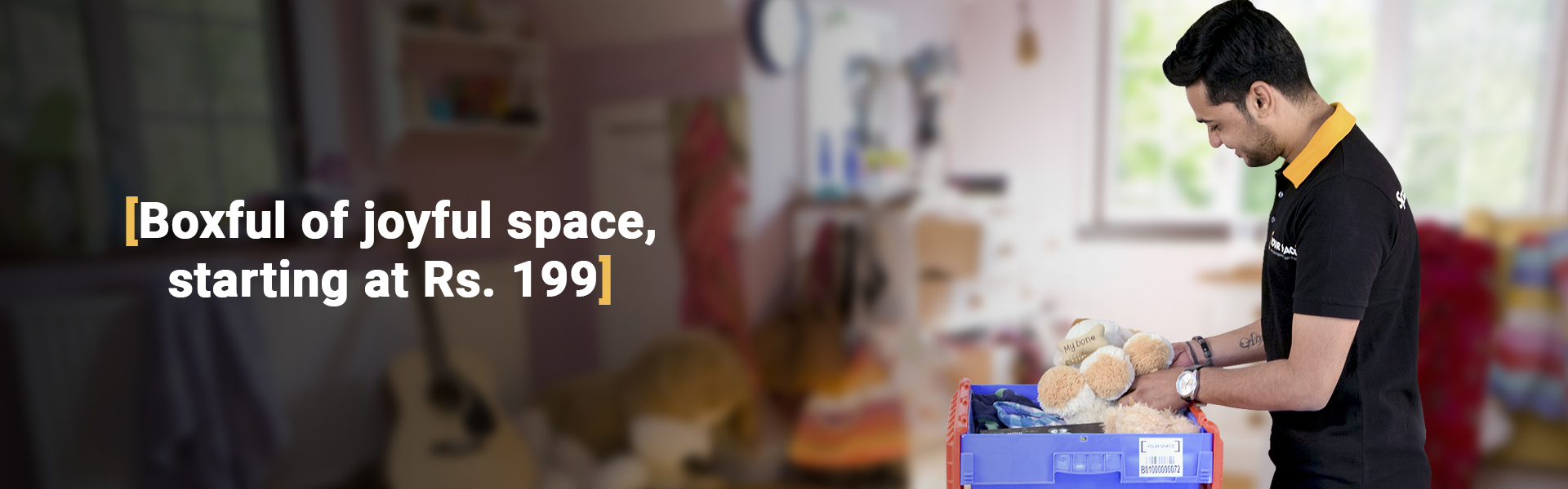 storage space for business in Pune